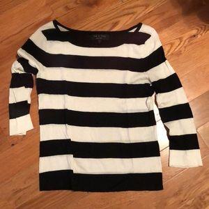 Rag & Bone Striped lightweight sweater